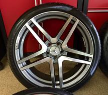 22 Inch Rim And Tire Package >> EXOTIC WHEEL AND TIRE